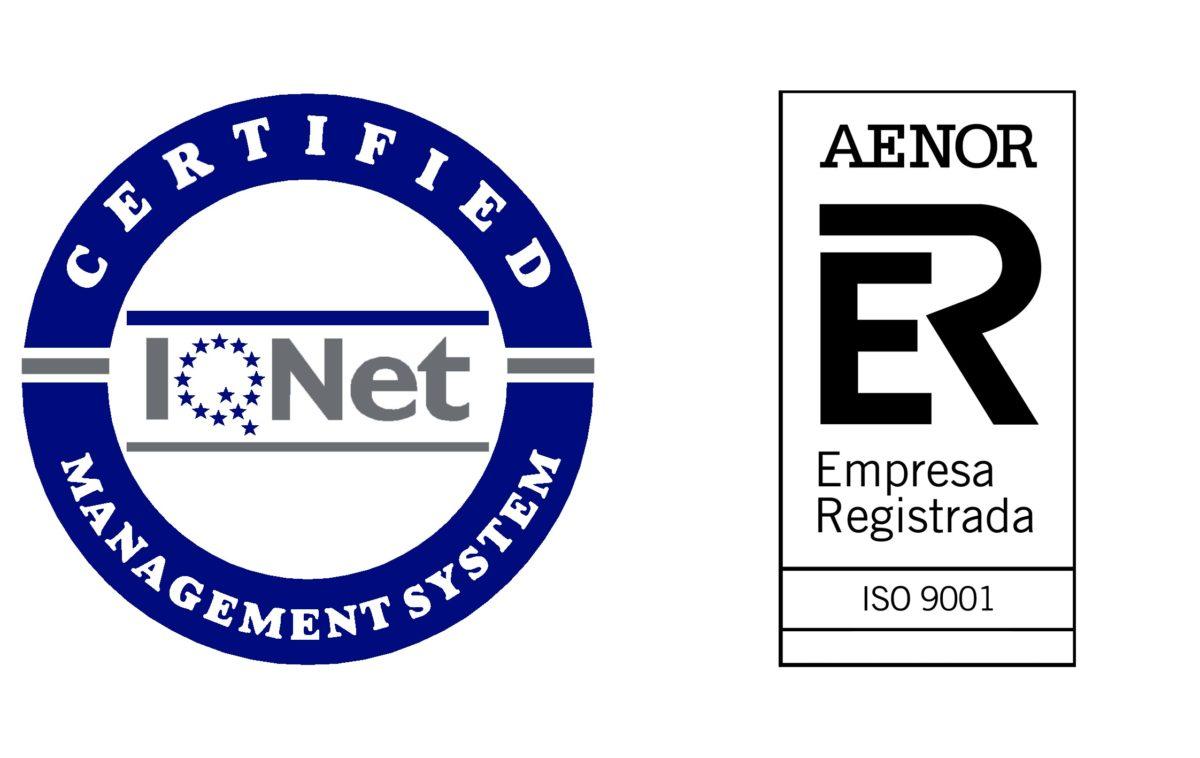 Voltiam obtiene el certificado ISO 9001